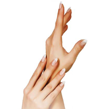 Ošetření rukou proti pigmentovým skvrnám